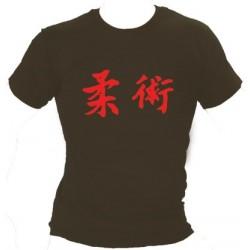 T-shirt Ju-Jutsu Kanji