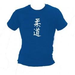 T-shirt Judo Kanji