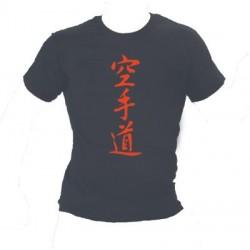 T-shirt Karate Kanji