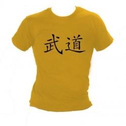 T-Shirt Budo Kanji