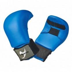 Karate handschoenen blauw