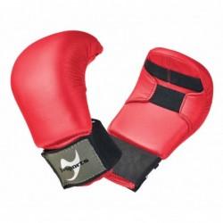 Karate handschoenen rood