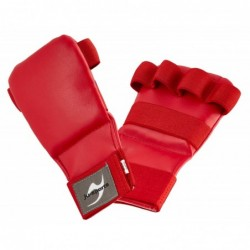 Ju-Jutsu handschoenen rood