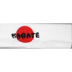 Hoofdband karate