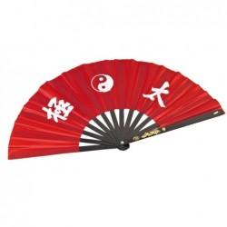Tai Chi waaier rood
