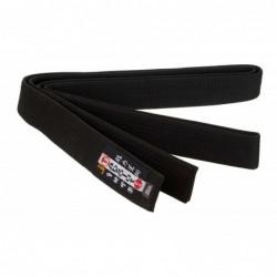 Gordel zwart absoluut 4,5cm